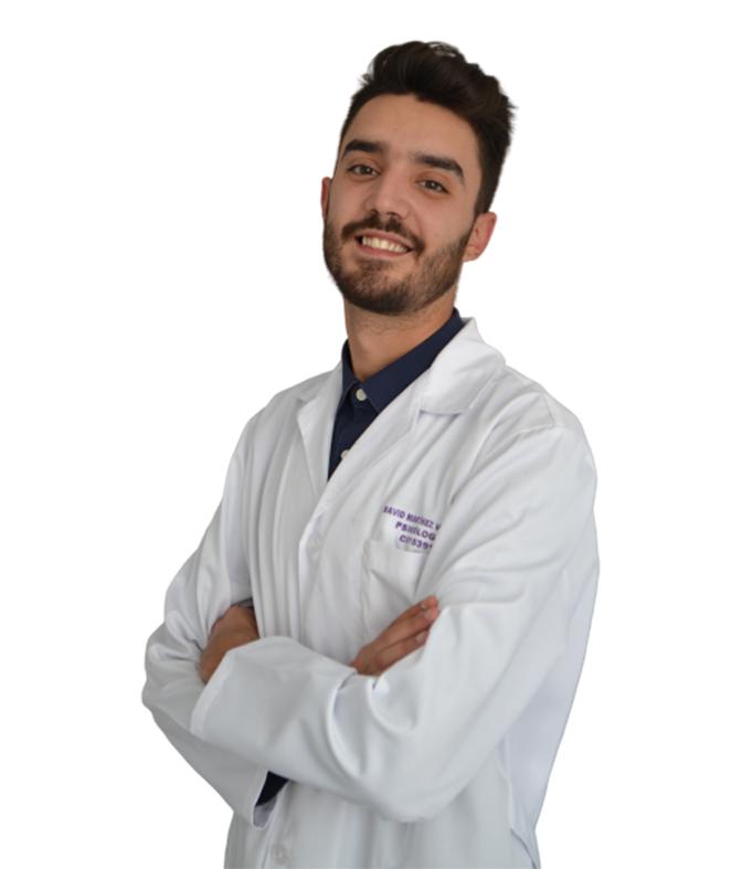 David Martínez Psicólogo